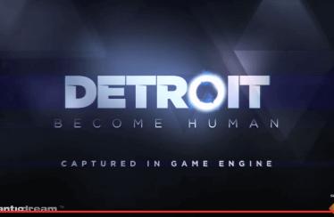 Detroit – Become Human Video mit David Cage gibt Einblick in neues Spiel