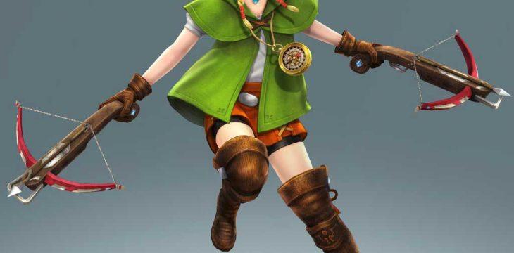 Mit Linkle kommt ein weiblicher Link nach Hyrule Warriors