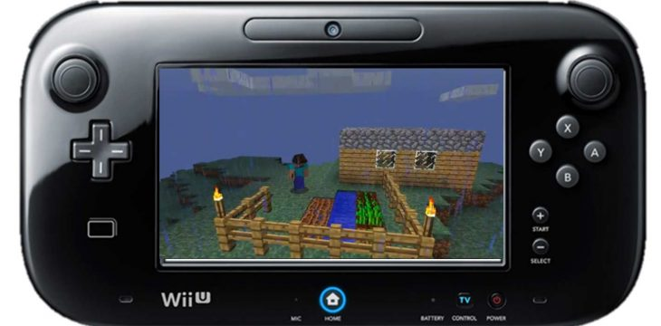 In Minecraft für Wii U wird das Inventar nicht über das Gamepad bedienbar sein
