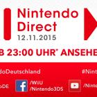 Nintendo Direct in kürze angekündigt