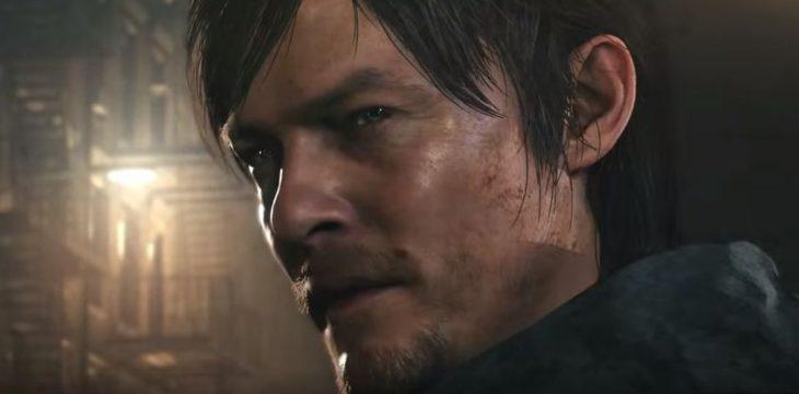 Norman Reedus hofft noch auf Silent Hills ähnliches Spiel mit Del Toro und Kojima