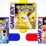 Pokémon Gelb, Blau und Rot kommen für den 3DS!