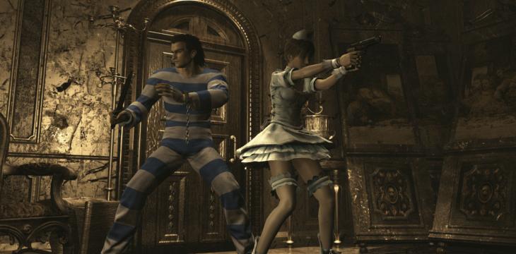 Resident Evil 0 HD: Ab heute verfügbar und erste Wertungen