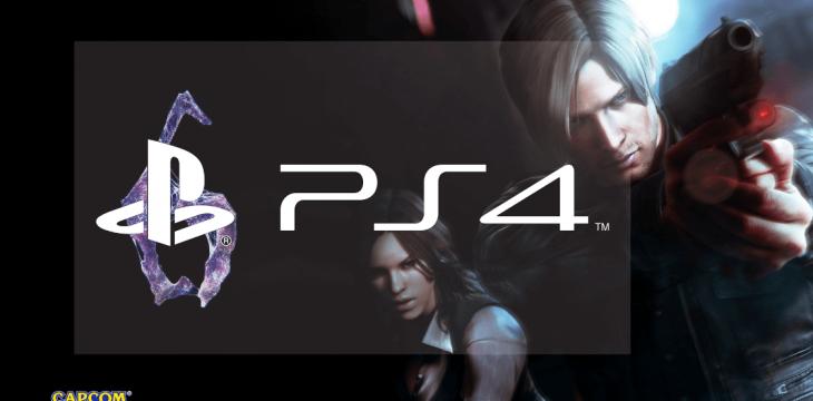 Resident Evil 6: Neuer Hinweis auf Remaster aufgetaucht