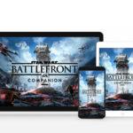 Star Wars Battlefront Companion App veröffentlicht