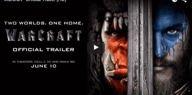 Warcraft Film Trailer