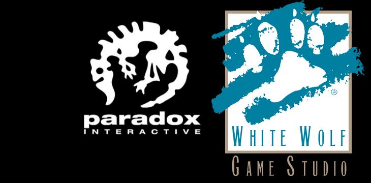 White Wolf wurde von Paradox Interactive übernommen