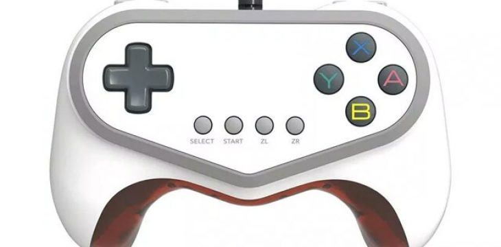 Pokémon Tekken Controller sollte wohl LEDs und Rumble unterstützen