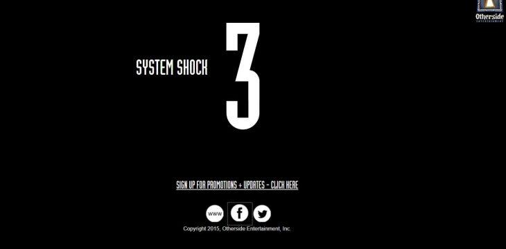 System Shock 3 wird bald angekündigt!
