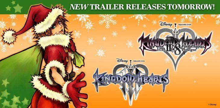 Kingdom Hearts 3: Neuer Trailer erscheint morgen!