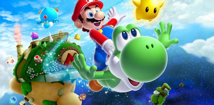 Super Mario Galaxy erscheint am Donnerstag für die Wii U
