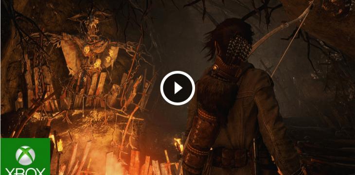 Rise of the Tomb Raider: Baba Yaga DLC kommt im Januar