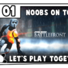 Star Wars Battlefront 01 – Noobs on Tour ♥ Thazyria Brutal