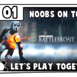 Star Wars Battlefront 01 – Noobs on Tour ♥ Thazyria Brutal