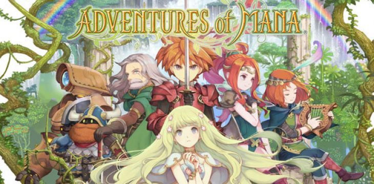 Adventures of Mana – ehemals Mystic Quest – für iOS und Android erhältlich!
