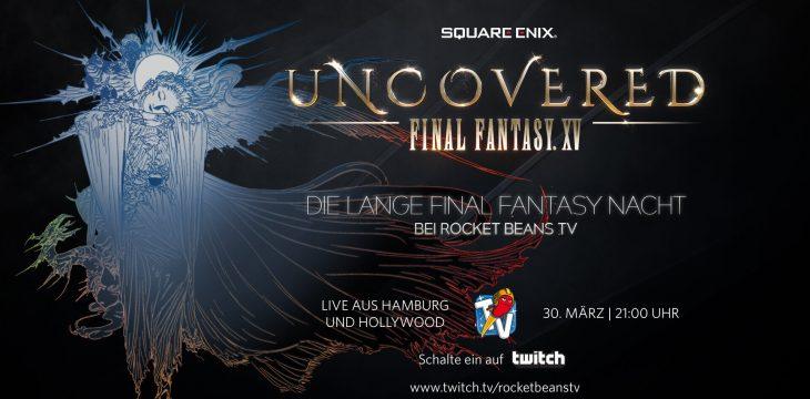 Erste Leaks aus der UNCOVERED: FINAL FANTASY XV Präsentation – es gibt eine neue Demo!