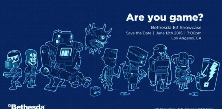 Bethesda will auch dieses Jahr eine Pressekonferenz zur E3 geben