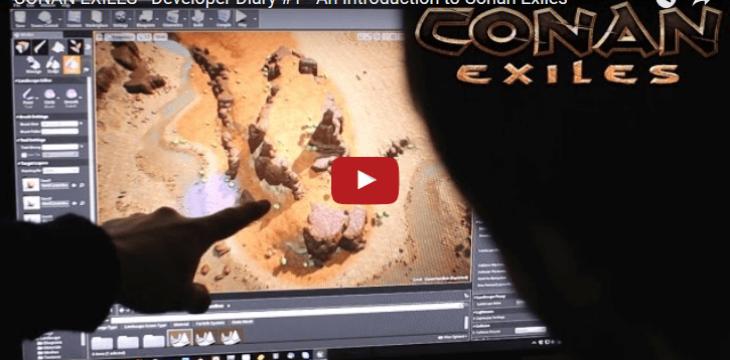Entwickler-Tagebuch zu Conan Exiles gibt Einblick hinter die Kulissen