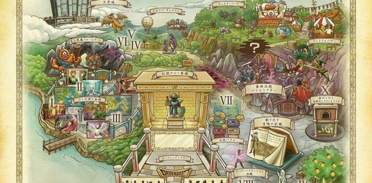 In Japan eröffnet diesen Sommer ein Dragon Quest Museum