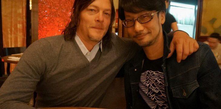 Hideo Kojima und Norman Reedus wieder vereint – kommt doch ein Silent Hills?