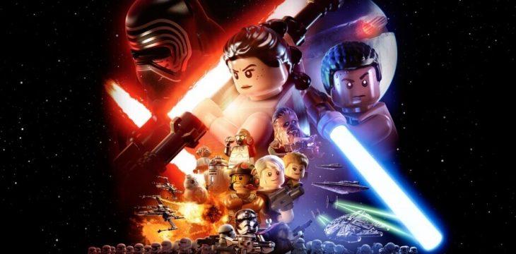 Star Wars – Das Erwachen der Macht LEGO Spiel angekündigt