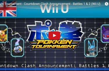 Nintendo UK startet Pokémon Clash Serie als Countdown zu Pokémon Tekken