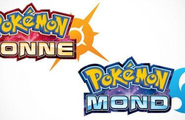 Neuer Trailer zu Pokémon Sonne und Mond veröffentlicht