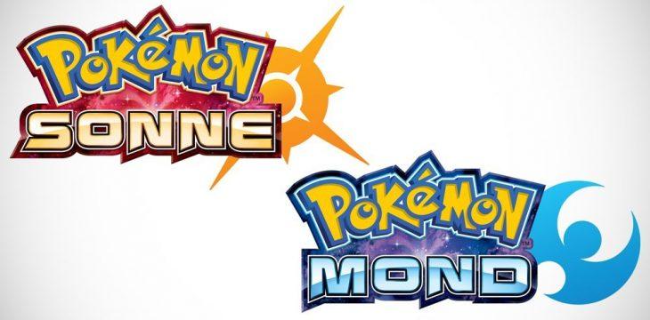 Zwei neue Pokémon für Pokémon Sonne und Mond enthüllt