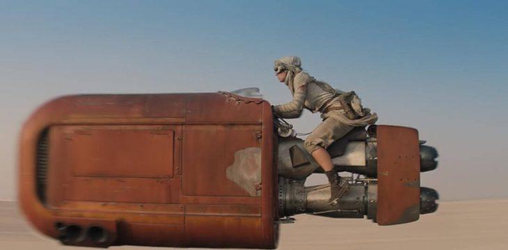 Die Dreharbeiten zu Star Wars Episode 8 haben begonnen! #hype