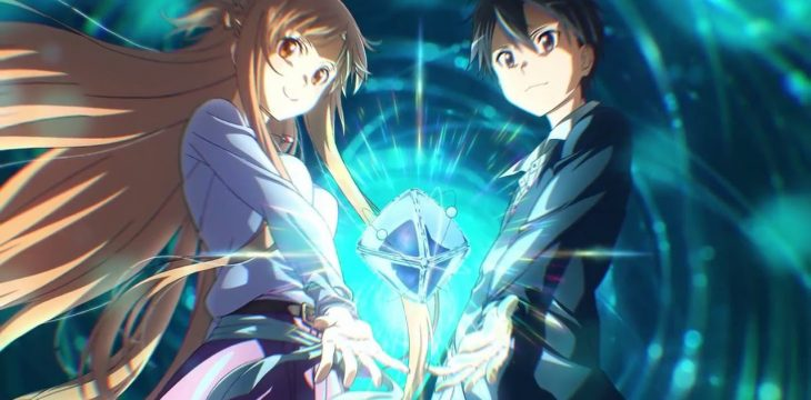 Sword Art Online VRMMORPG Gameplay im Video vom IBM Event