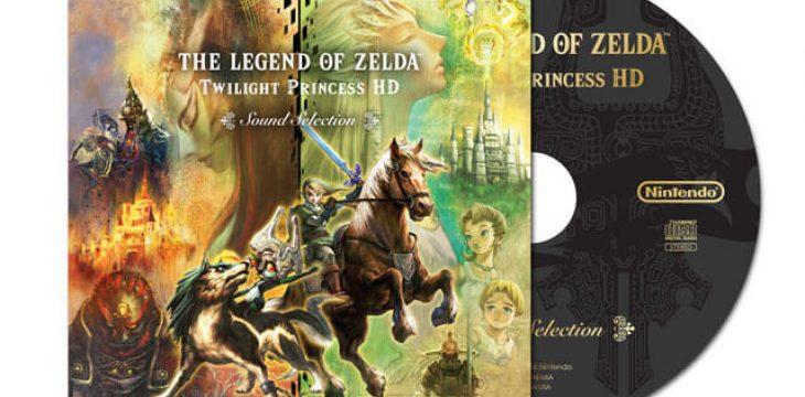 Titel des Soundtrack von Twilight Princess HD aus der Special Edition bekannt gegeben