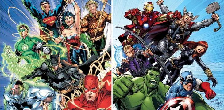 Comicverfilmungen: Eine Übersicht zu kommenden DC und Marvel Filmuniversen