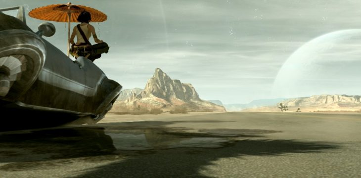 Ubisoft stellt sich gegen Beyond Good and Evil für Nintendo NX Gerüchte