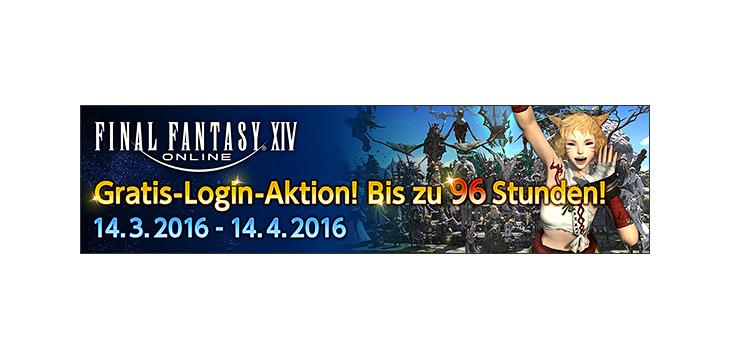 Es gibt eine neue FF14 gratis Login-Aktion – spielt bis zu 96 Stunden kostenlos!