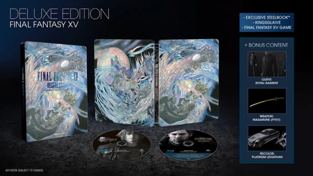 Die Deluxe Edition