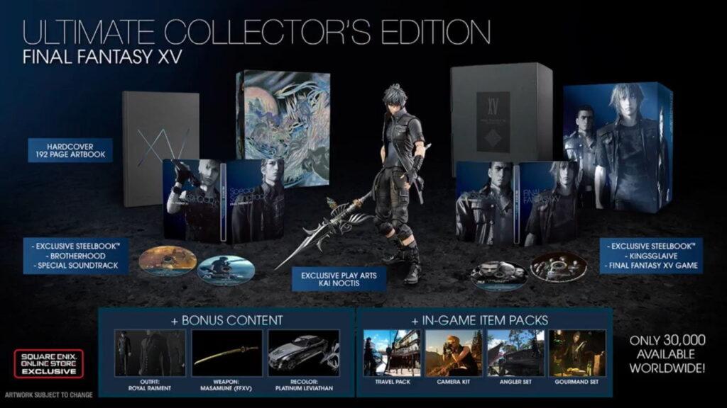 Die Ultimate Collectors Edition