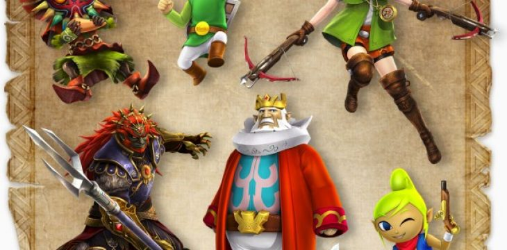 Alle Infos zum Hyrule Warriors Legends Season Pass
