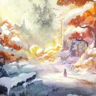 Traditionelles JRPG I AM SETSUNA kommt in den Westen