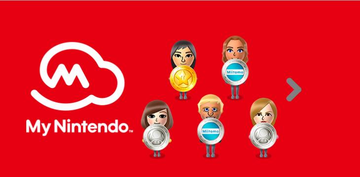 My Nintendo Belohnungen und Münzen Preise