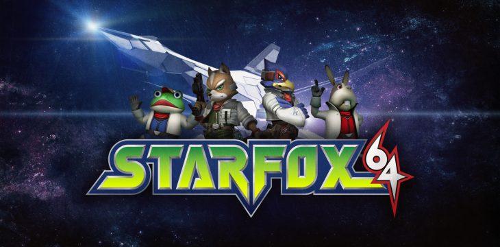 Star Fox 64 erscheint diese Woche für Wii U Virtual Console!