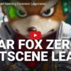 Eröffnungssequenz von Star Fox Zero geleaked