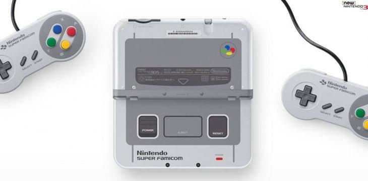 New 3DS XL im SNES Look erscheint nächsten Monat in Japan