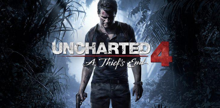 Offizielle Uncharted 4 Merchandising Kollektion vorgestellt