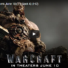 Es gibt noch mehr Bildmaterial im neusten Warcraft Film Trailer