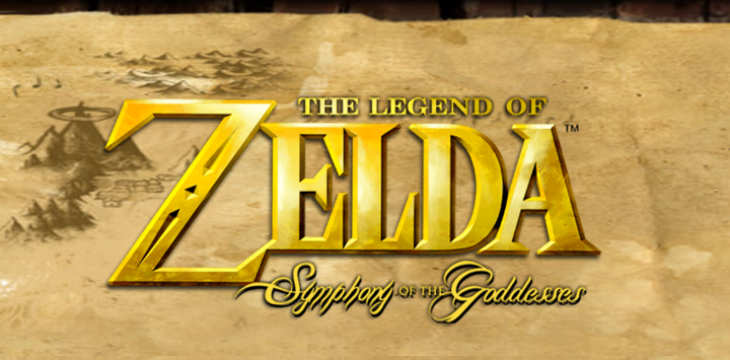 The Legend of Zelda: Symphony of the Goddesses kommt 2016 nach Stuttgart und Berlin!