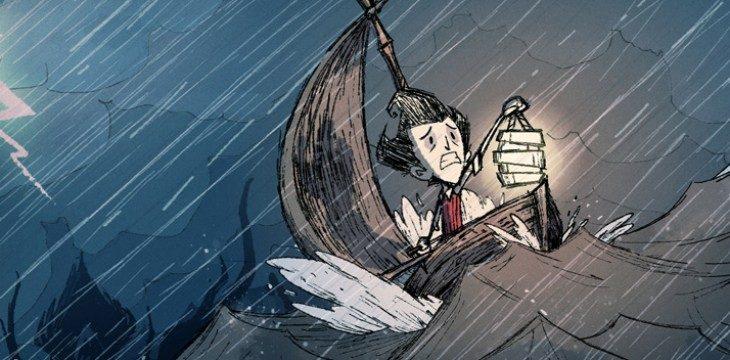 Don't Starve Shipwrecked schafft es doch auf die PS4!