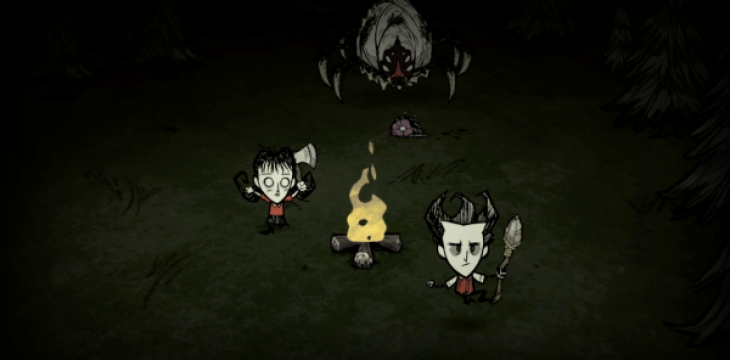 Don't Starve Together verlässt im April die Steam Early Access Phase
