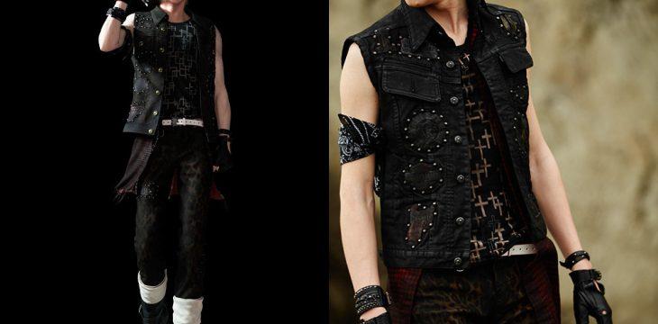 Kauft euch die offizielle Final Fantasy XV Kleidung – ist nur etwas teuer