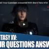 Hajime Tabata im Interview mit Playstation Access – unter anderem mit New Game Plus und Ladezeiten