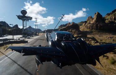 Regalia, das Auto aus Final Fantasy XV, lässt sich noch weiter transformieren